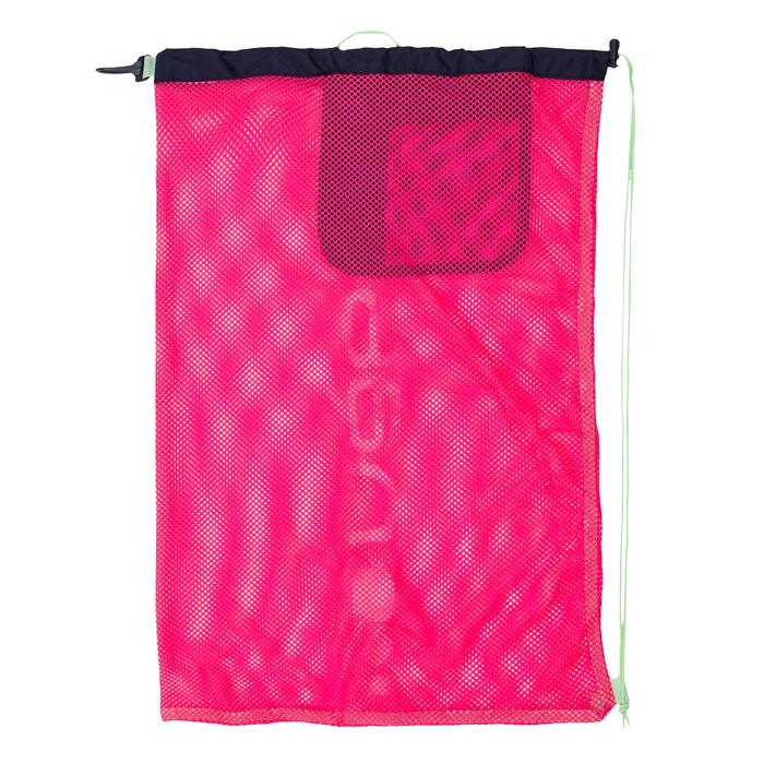 SAC FILET NATATION 500 30L PINK