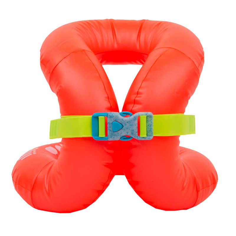 AQUALEARNING ACCESORIES - Swim Vest - Orange