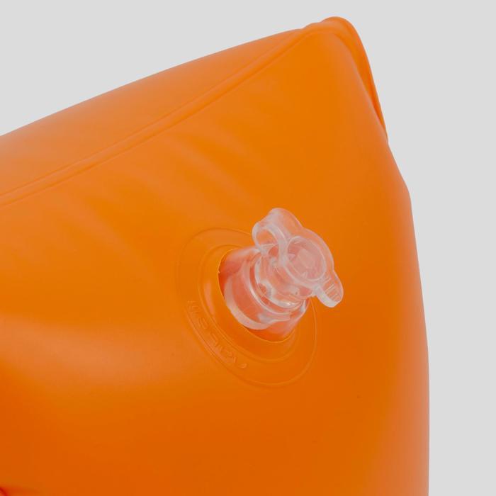 Zwembandjes voor kinderen oranje 30-60 kg