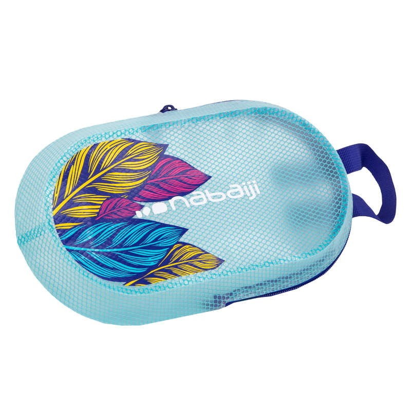 MATERIAL Swimming - Blue watertight pouch NABAIJI - Poolside Accessories