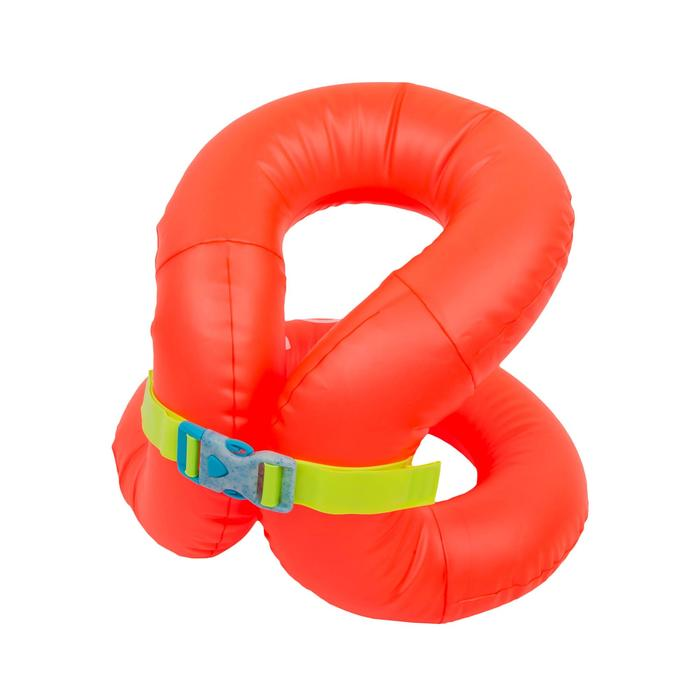 Opblaasbaar zwemvest oranje NECKVEST