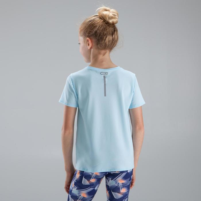 Hardloopshirt Run Dry kinderen lichtblauw