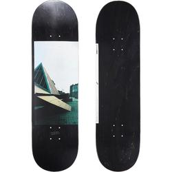 "Tabla de skate DECK 120 talla 8,75"" color negro."