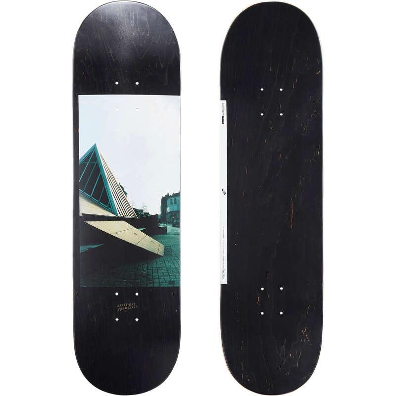 Gördeszkák és kiegészítők Gördeszka waveboard longboard - Gördeszka lap Deck 120  OXELO - Gördeszka waveboard longboard