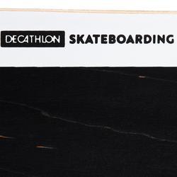 """Planche de skate DECK 120 GREETINGS taille 8.75"""" couleur noire."""