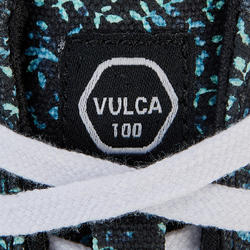 Vulca 100 Canvas Low-Top Adult Skateboarding Longboarding Shoes - Hawthorn