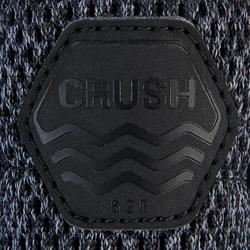 Skateschuh Crush 520 High Kinder schwarz/violett