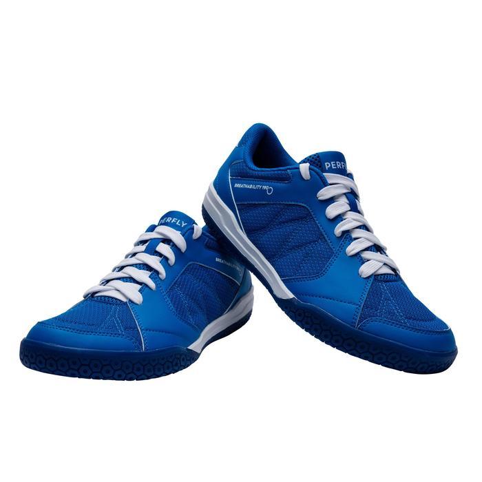 Badmintonschoenen voor heren BS 190 blauw