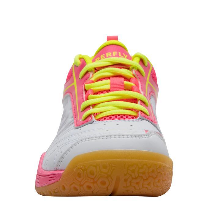 兒童款女童羽球鞋BS 560-淺粉色