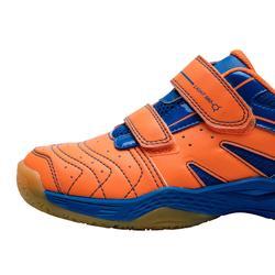 兒童款羽球鞋BS 560-淺橘色