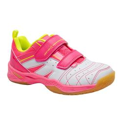 KID BADMINTON SHOES BS 560 LITE PINK