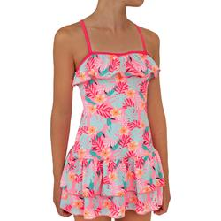 Girls' One-Piece Dress Swimsuit HANAE CUTY