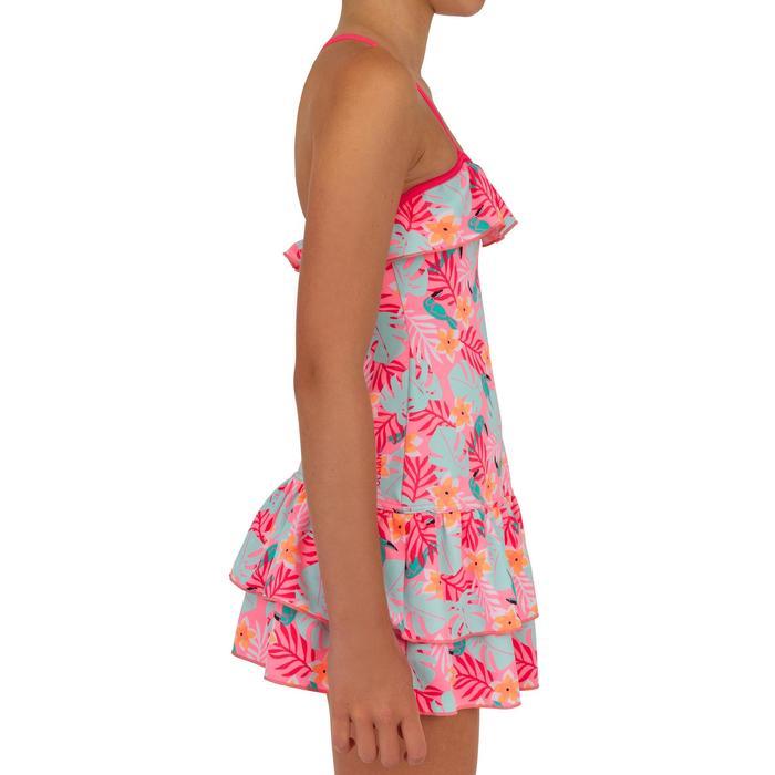 Girls' One-Piece Dress Swimsuit HANAE CUTY