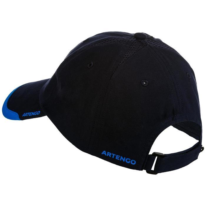 Volwassenpet voor racketsporten, marineblauw
