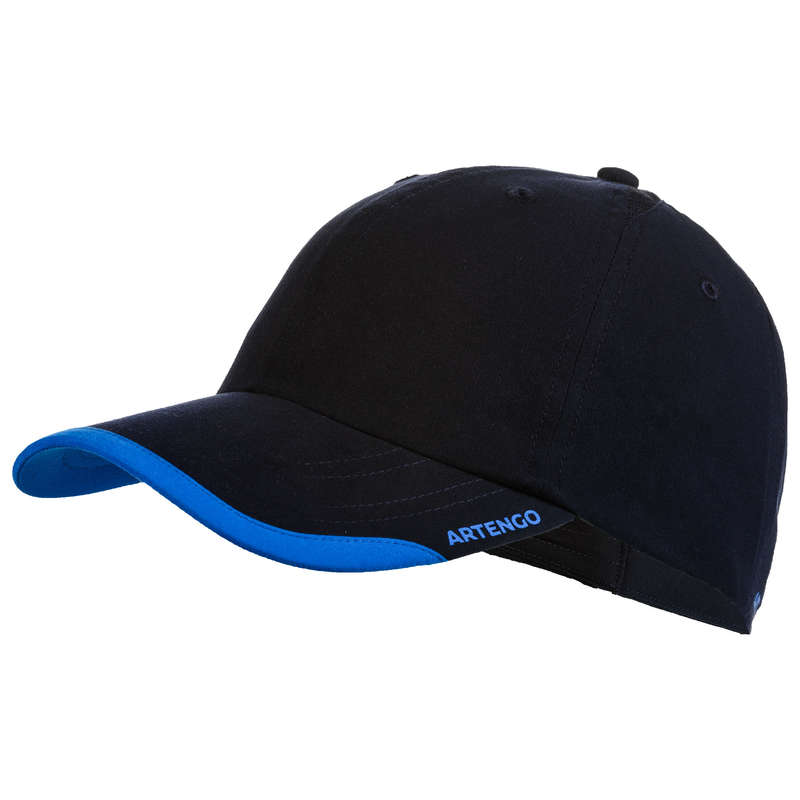 APPAREL ACCESSORIES Squash - Soft Cap TC 100 - Navy ARTENGO - Squash