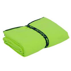 Microfibre Towel, XL - Yellow