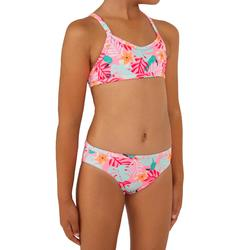 Two-piece crop top surfing swimsuit BONI CUTY