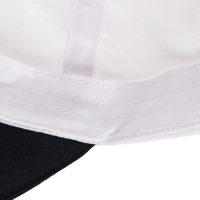 Schirmmütze TC 100 Tennis-Cap Kinder weiß