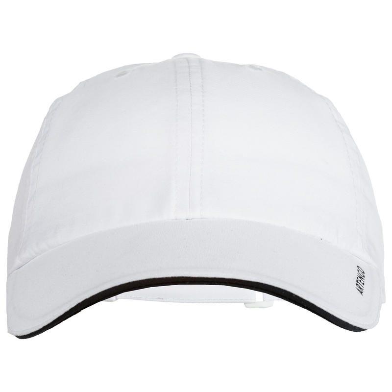 Kids' Tennis Cap TC 100 - White