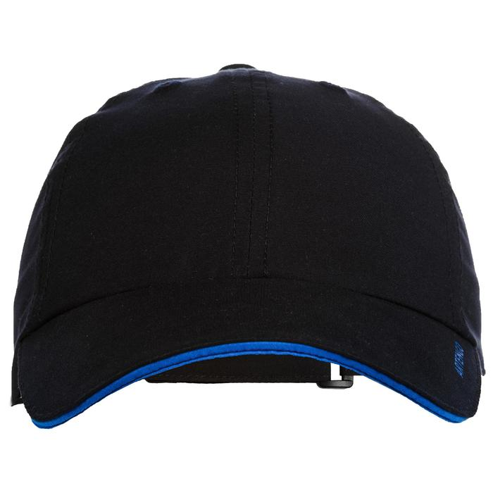 Schirmmütze TC 100 Tennis-Cap Kinder marineblau