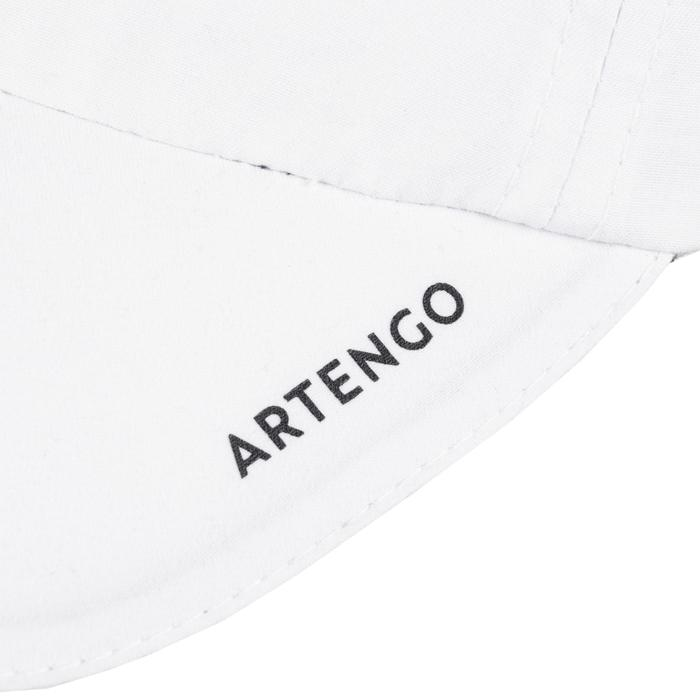 兒童款網球帽TC 100-白色