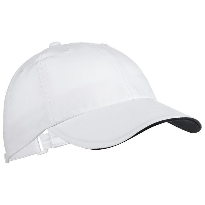 Kinderpet voor racketsport Artengo TC 100 wit