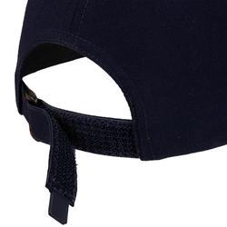 Tennispet voor kinderen TC 100 marineblauw