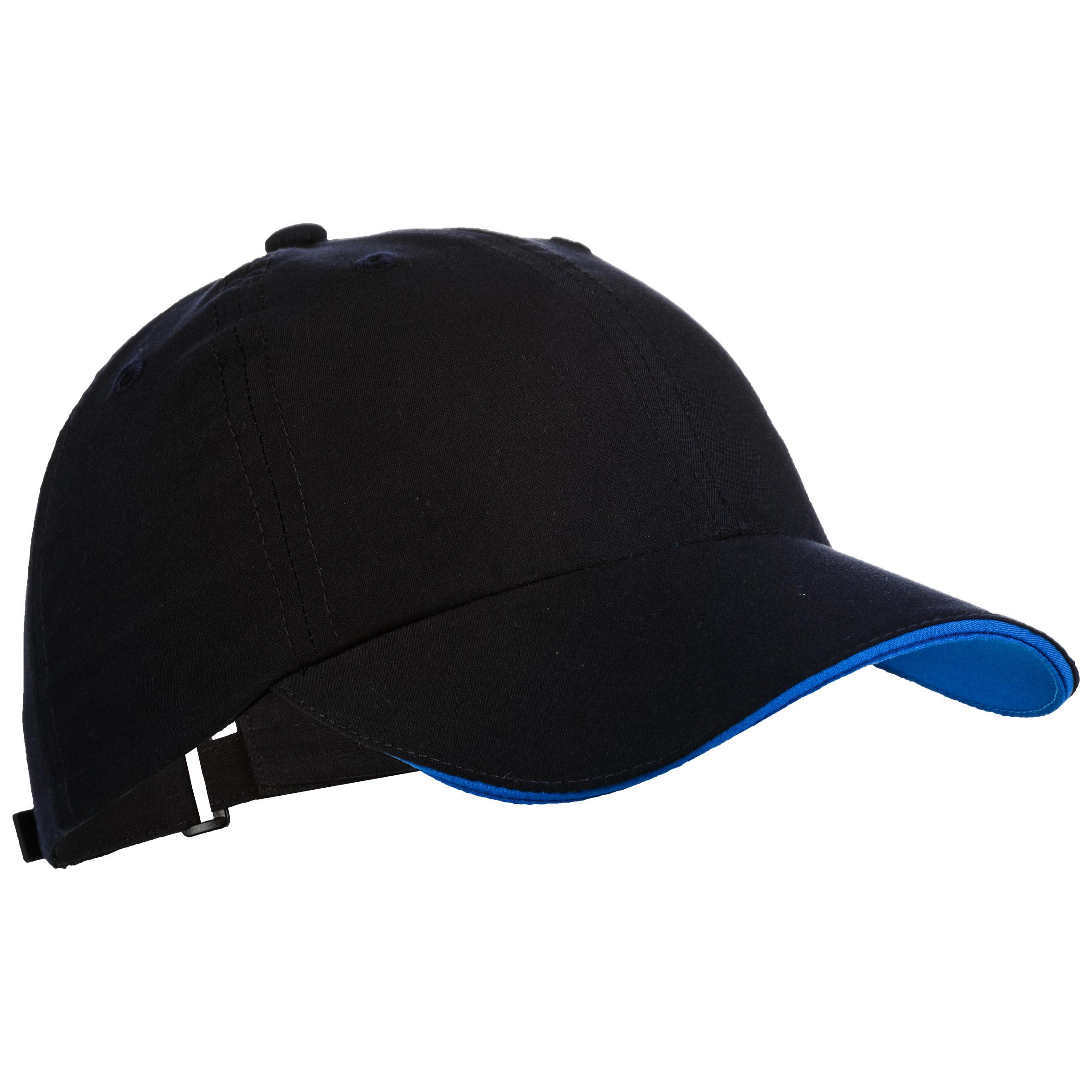 TC 100 Kids' Racket Sports Cap - Navy