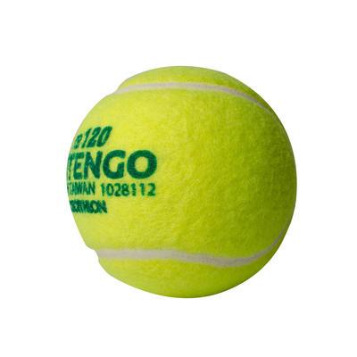 TB120 Tennis Ball - Yellow