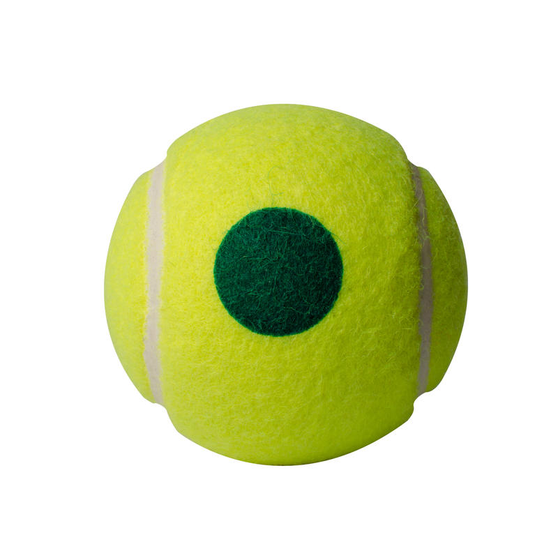 TB120 Tennis Ball - Yellow