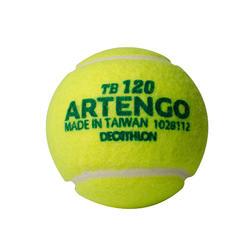 Tennisbal Artengo TB120 (720) groen