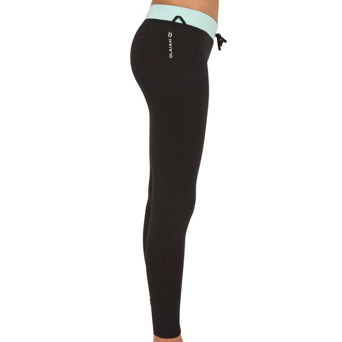 Uv-werende legging zwart