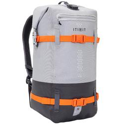 Waterproof Backpack 30L - Grey