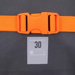 30L Watertight Backpack - Grey