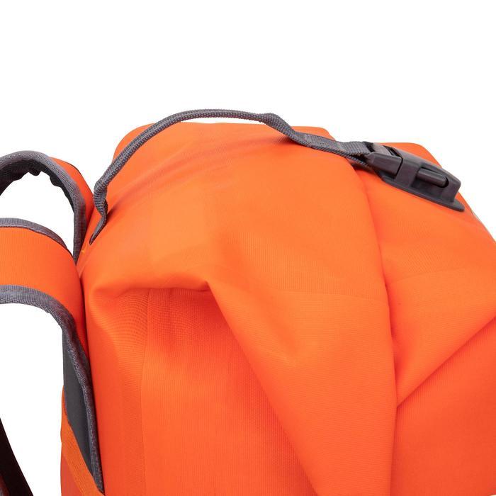 Wasserfester Rucksack 30l orange