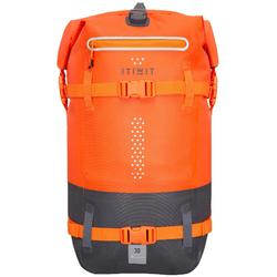 SAC A DOS ETANCHE 30L ORANGE