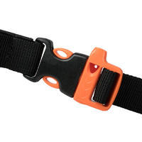 Barrette de poitrine pour sac à dos de trekking et de randonnée