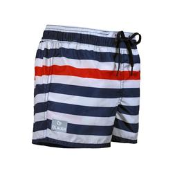 100 kid's short surfing boardshorts Marine lines