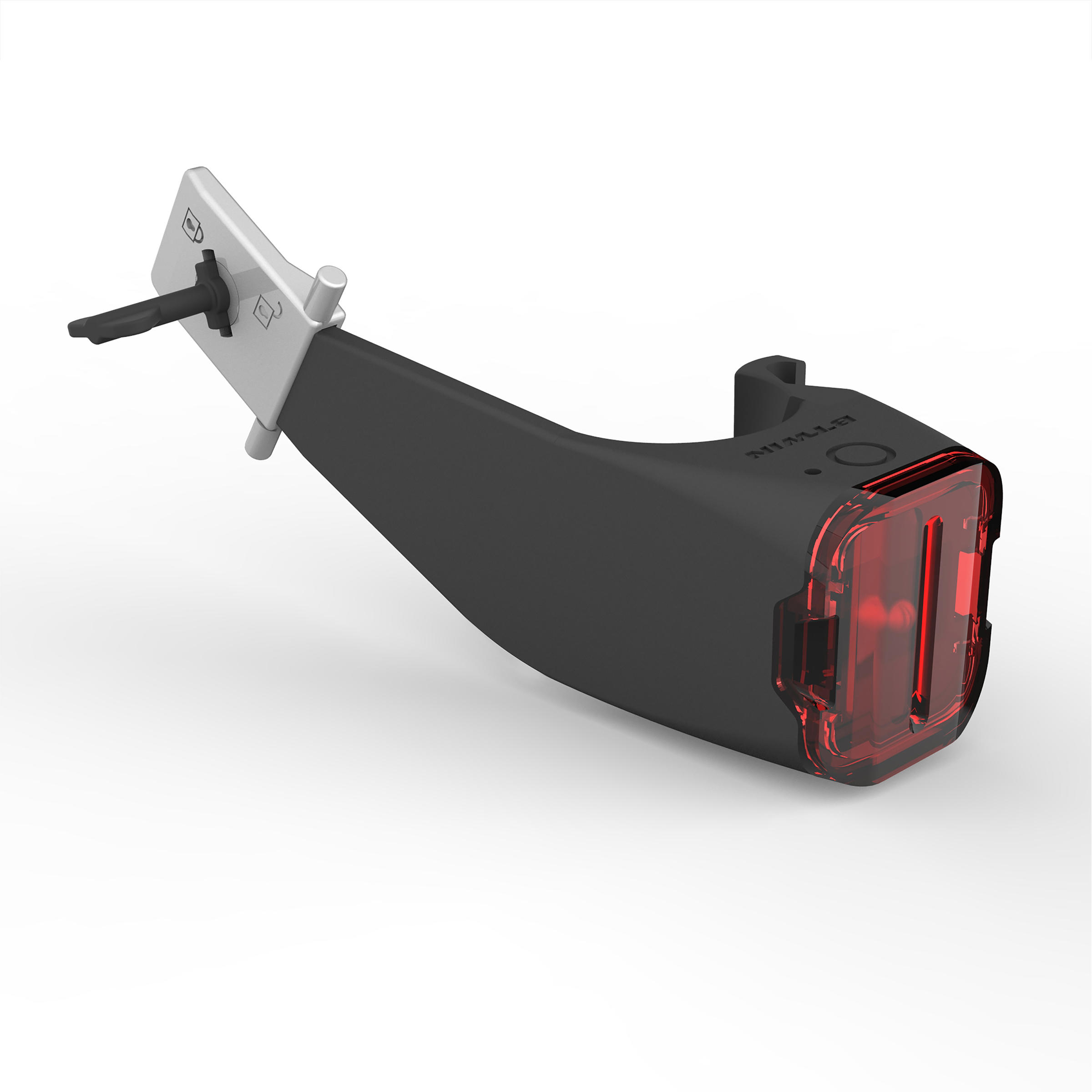 ECLAIRAGE VELO LED VIOO ROAD 500 ARRIERE LOCK USB