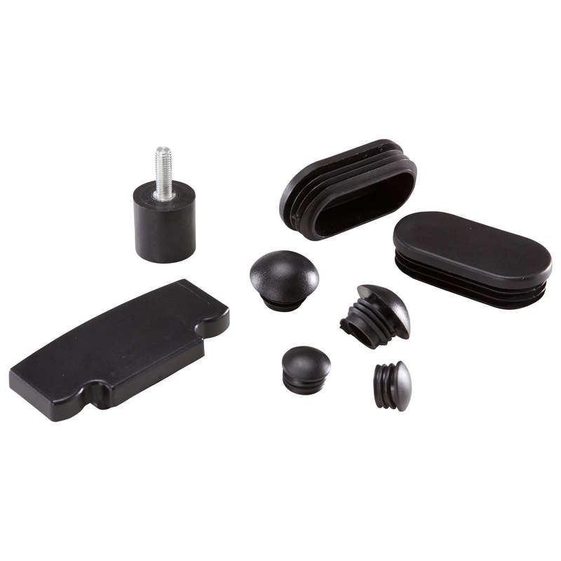 PLASTIC ROWER Fitness and Gym - FRO 500 End Caps. DOMYOS - Gym Equipment Repair