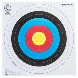 ARCHERY TARGET FACE - 40X40