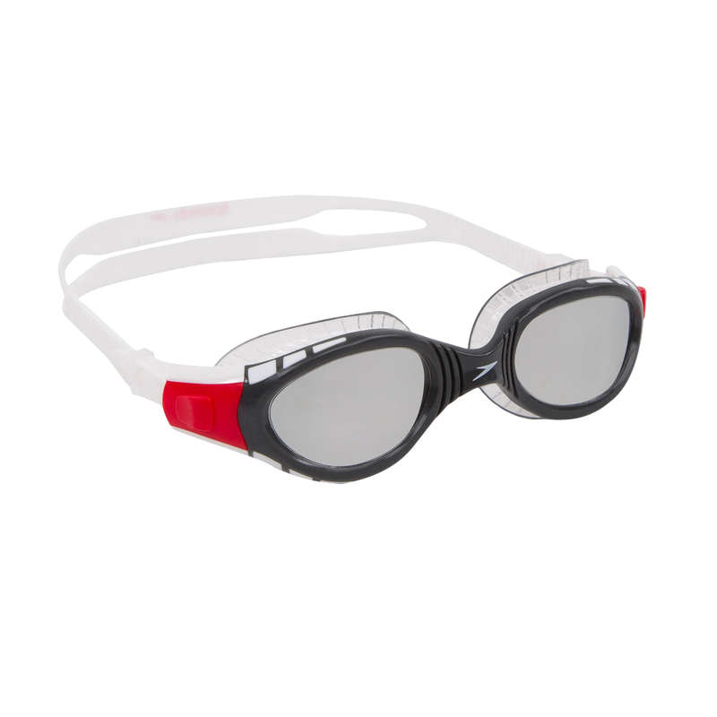 SWIMMING GOGGLES OR MASKS Triathlon - FUT BIOF DUAL MIRROR SPEEDO - Triathlon Equipment