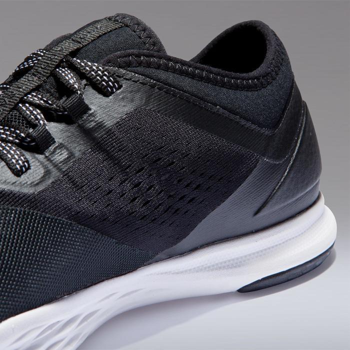 Chaussures cardio fitness training femme 900 noir