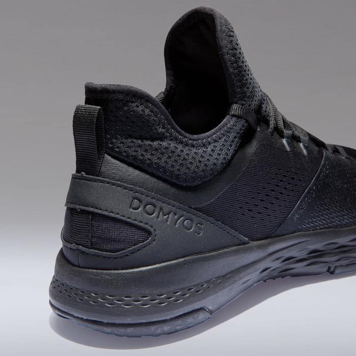 Chaussures fitness cardio-training 920 mid homme noir