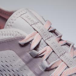 900 Women's Cardio Training Fitness Shoes - Grey/Lilac