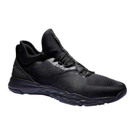 5fecd98415d Chaussures fitness cardio-training 920 mid homme noir