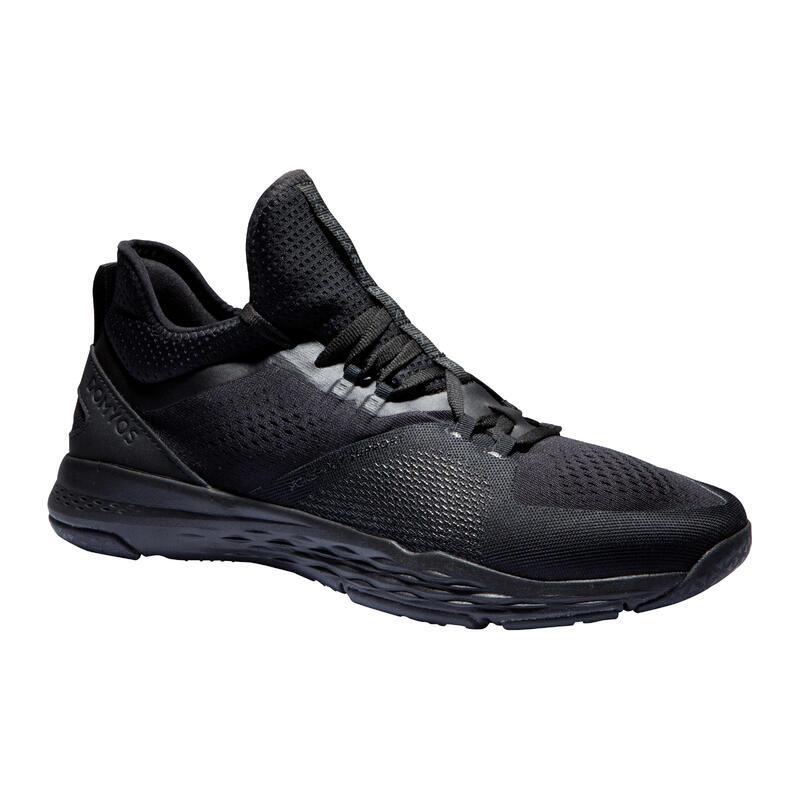 Pánské boty na fitness 920 černé