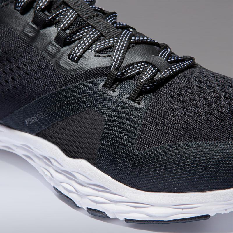 Women's Fitness Shoes 900 - Black