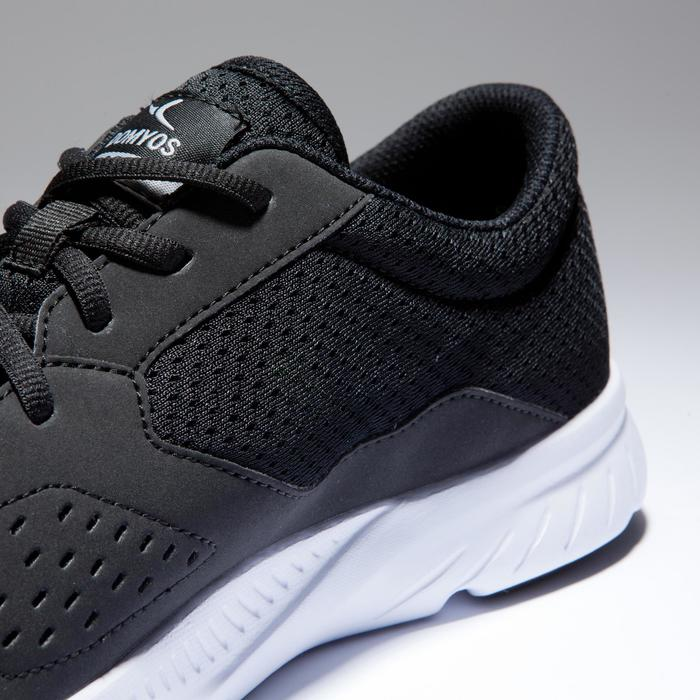 Chaussures cardio fitness training homme 100 noir