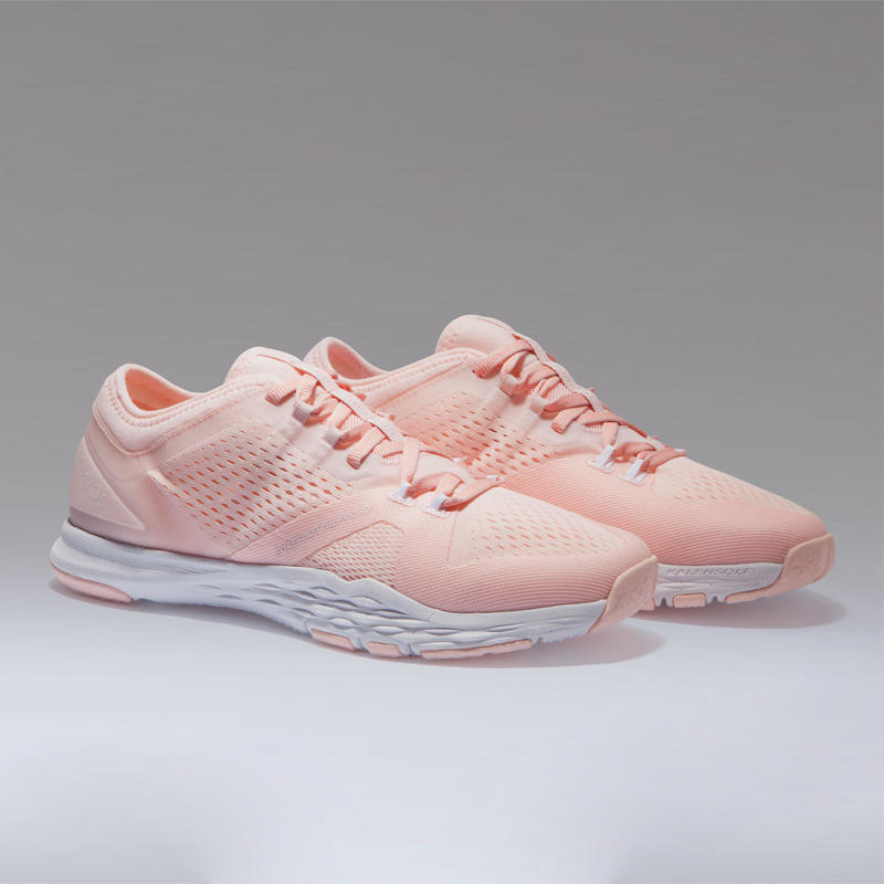 Women's Intense Gym/Cardio Training Fitness Shoes - Pink